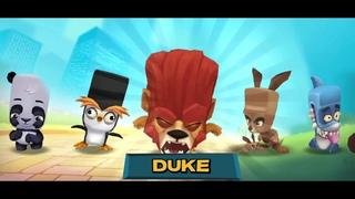 [Обновление] ZOBA: Zoo Online Battle Arena - Геймплей | Трейлер