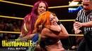 SBMKV_Video | FULL MATCH - Sasha Banks vs. Becky Lynch – NXT Women's Title Match: NXT TakeOver: Unstoppable