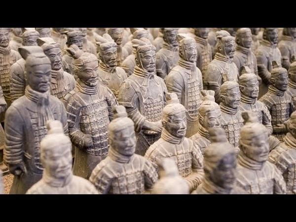 ТЕРРАКОТОВАЯ АРМИЯ КИТАЙ Terracotta army China