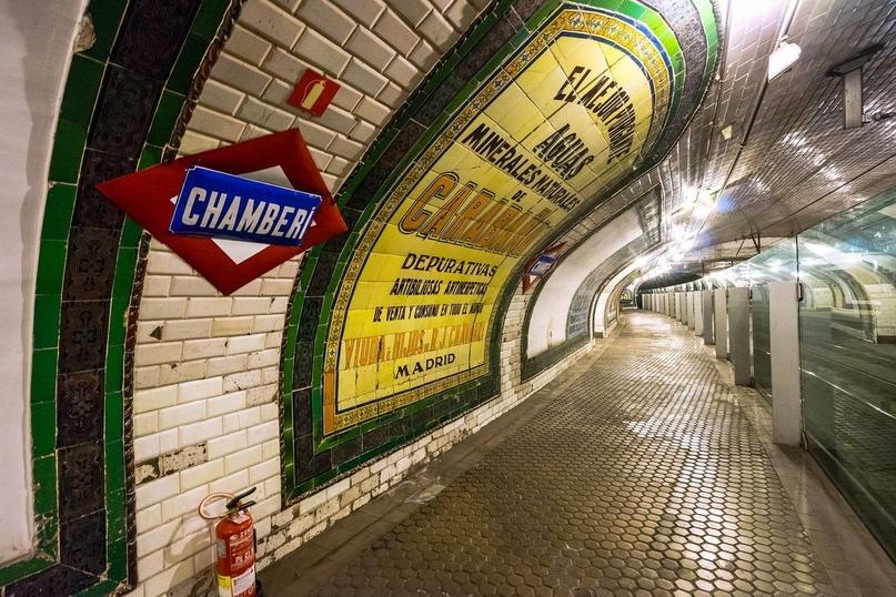 ТОП самых красивых метро, изображение №26