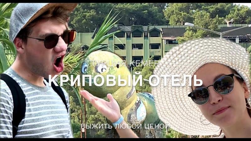 ТУРЦИЯ СПЕЦВЛОГ КРИПОТЕЛЬ NATURLAND FOREST ECO RESORT SPA