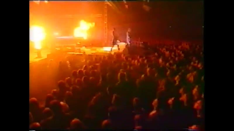Rammstein - Du Riechst So Gut (Live At Berlin, Germany 1996)