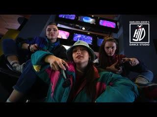 ASAP FERG  WAM | HIP-HOP CHOREO BY AZIZA