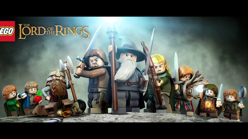 LEGO® The Lord of the Rings™ Pre-roll