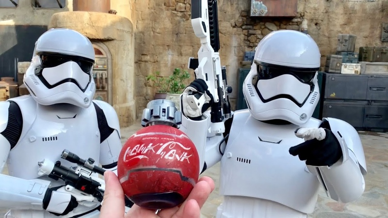 Walt Disney World OPENS Star Wars Galaxy's Edge Hollywood Studios Annual Passholder Preview