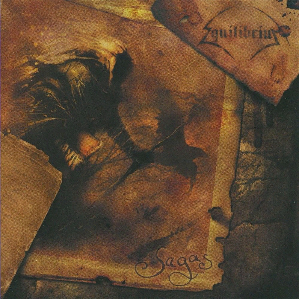 Equilibrium - Sagas (Limited Edition)