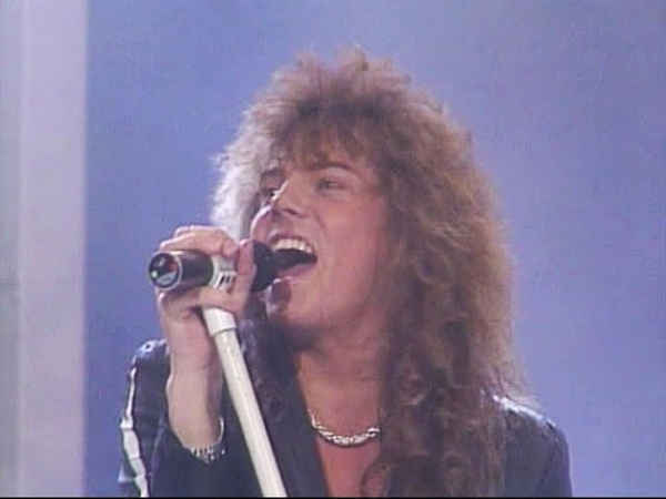 Europe The Final Countdown 1986 Peter's Pop Show