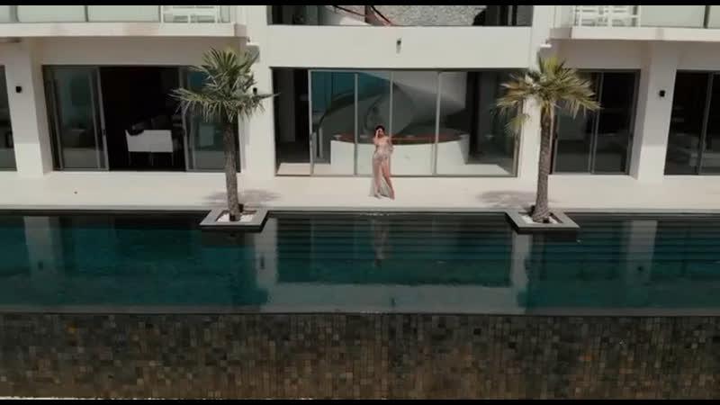 Videoshooting on Aquila villa