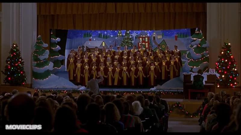 Соло Кевина. Зал смеялся до слёз — «Один дома 2- Затерянный в Нью-Йорке» (1992) сцена 1-10 HD