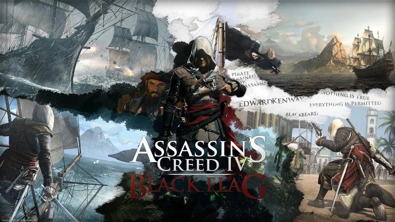 Assassin's Creed IV Black Flag №16 Я стал отцом!