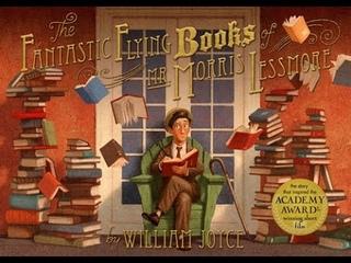 Фантастические летающие книги Мистера Морриса Лессмора . Короткометражный мультфильм.