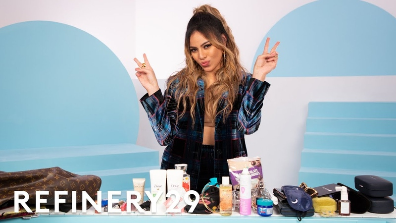 What's In Dinah Jane's Bag Spill It Refinery29