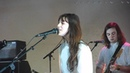 2012 05 10 Charlotte Gainsbourg Connan Mockasin Ashes to ashes Live @ StereoLux Nantes