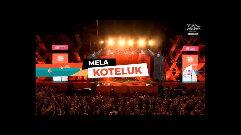 Mela Koteluk - Koncert w Krakowie (Lato z Radiem)