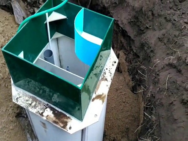 Монтаж автономной канализации (Евробион,Топас,Астра,BIODEKA,DEKA)