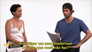 LEGENDADO 60 Segundos com Dylan O'Brien entrevistando Rosa Salazar