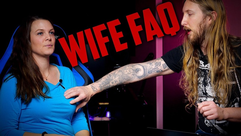 FAQ124 - WIFE CHUG, FINDING THE G STRING, INAPPROPRIATE QUESTIONS