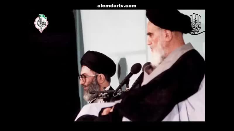 İmam Ruhullah Humeyni'yi (ra) Rahmet,Minnet ve Özlemle Anıyoruz…