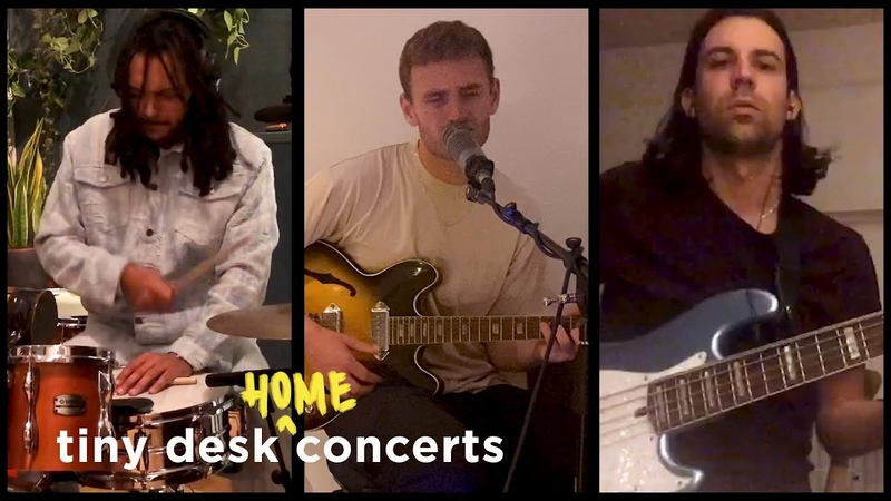 Tom Misch and Yussef Dayes Tiny Desk (Home) Concert