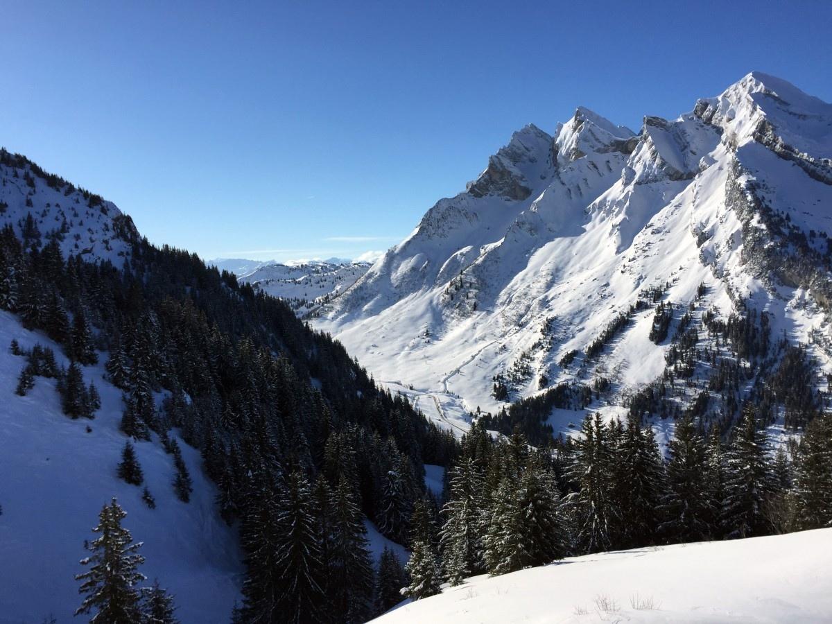 Горы, Альпийская баллада