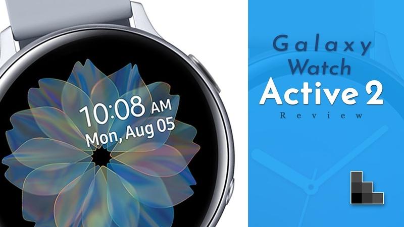 Galaxy Watch Active 2 primeras impresiones