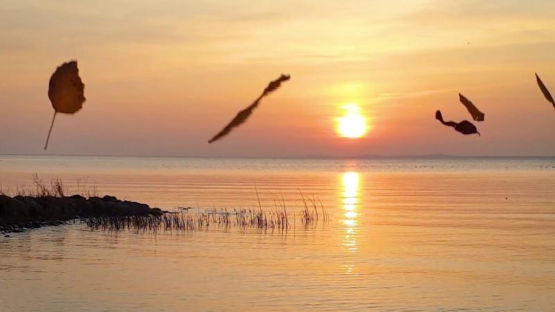 Saulėlydis prie marių Ventė 2019 10 24 loveklaipeda