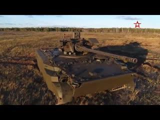 Испытания новой артиллерии РФ впервые показали на видео