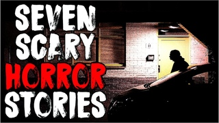 I'm Stuck In The Security Room | 7 Scary Stories!
