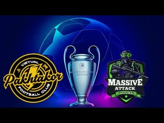 FIFA 20 | RCPL CUP | VFC PAKHTAKOR-MASSIVE ATTACK