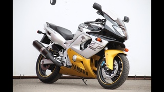 МОТОБАЗА.№ 1393 Yamaha YZF600R Thundercat 2001 год .