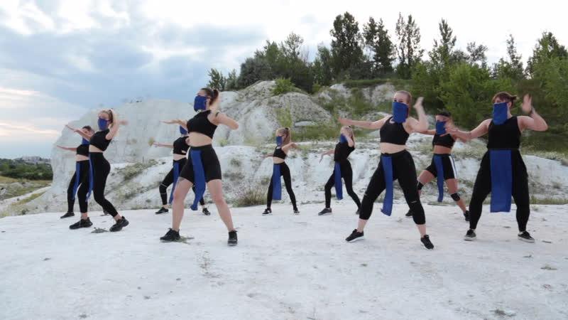 Reggaeton Dance Crew  new video Belgorod 2019, Arabe - Papichamp feat. Ecko