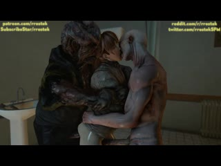 3D porn - Kasumi Tina Armstrong (sex with monsters)