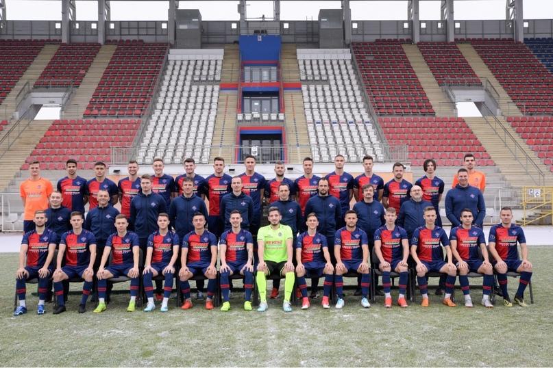 Состав «Ньиредьхаза Спартакус» (сезон 2019/2020)