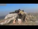 Уничтожение Ливийского т-62 в Египте из ПТУРа