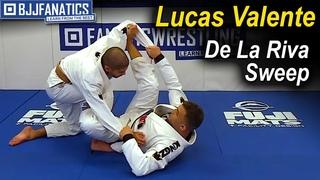 The Best De La Riva Sweep by Lucas Valente