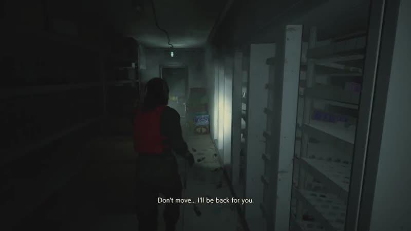DR Disrespect in Resident Evil 2 Remaster mod