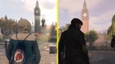 Watch Dogs Legion vs Assassin's Creed Syndicate London Landmarks Early Comparison E3 2019