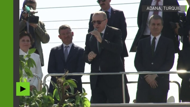 Turquie Erdogan accuse Israël d'être un Etat terroriste