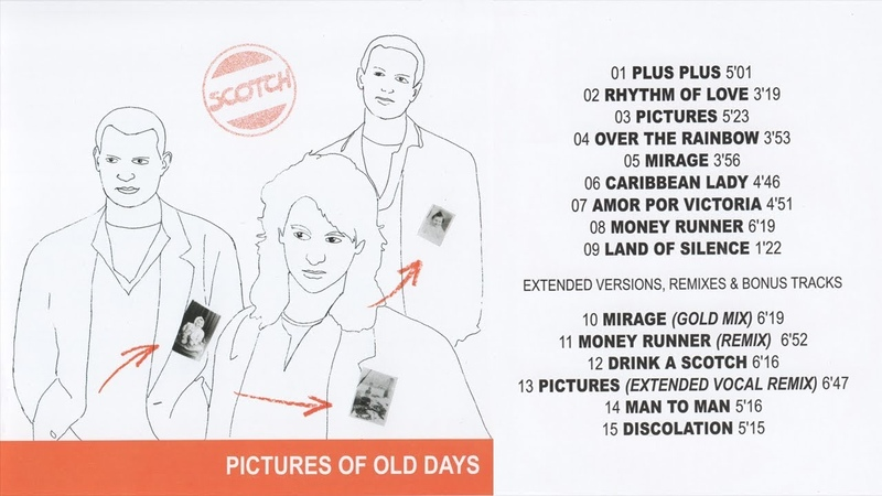 [2016 Album] Scotch - Pictures Of Old Days 1987 (Remastered, Deluxe Edition)