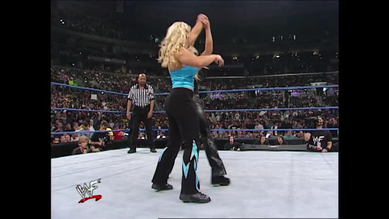 WWF SmackDown 23.11.2000 - Trish Stratus vs Molly Holly