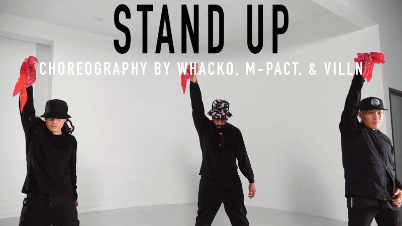 STAND UP by Whacko M pact VillN