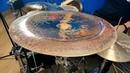 China 22 Copper Sound Demo Diril Cymbals Italia