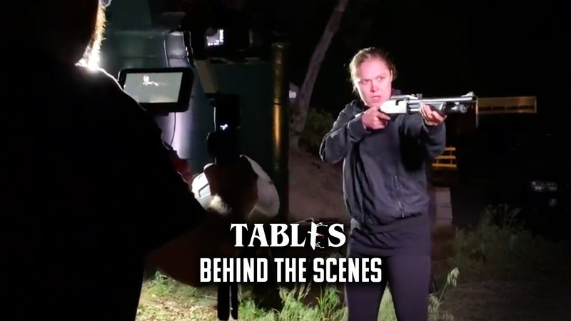 [My1] TABLES - Behind The Scenes Featurette - Ronda Rousey   No DNB Productions