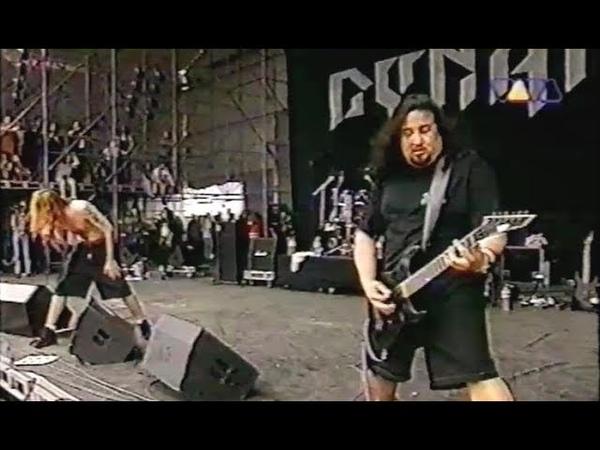 Dynamo Open Air Eindhoven 02 04 06 1995 TV Festival Report VIVA Metalla