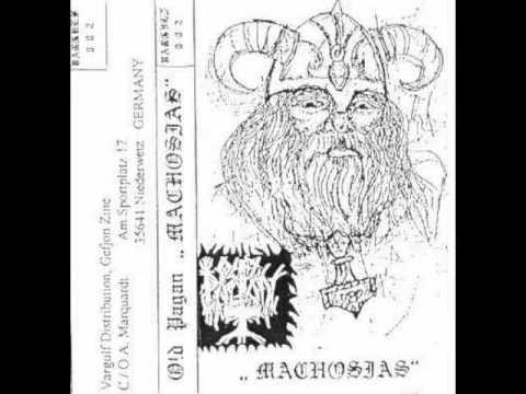 Old Pagan - Die Eroberung (1997) (Raw Underground Black Metal Germany)
