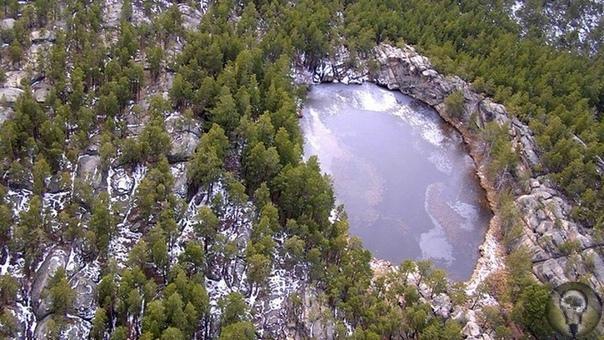 Шайтанколь Чертово озеро. К слову заметим, что загадочных озер, прозванных в народе чертовыми или шайтан-водоемами, немало на Земле, но некоторые из них отличаются особыми зловещими свойствами.