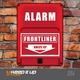 Frontliner - Alarm