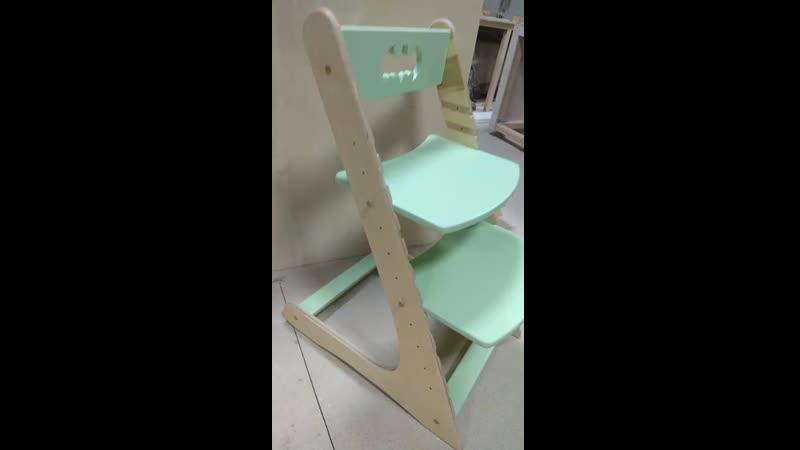 растущий стул производство Тюмень Ecofurniture
