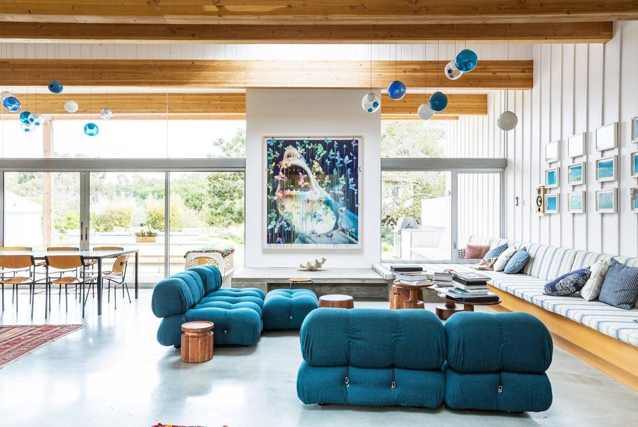 Bestor Architecture creates Malibu beach home for Beastie Boys rapper