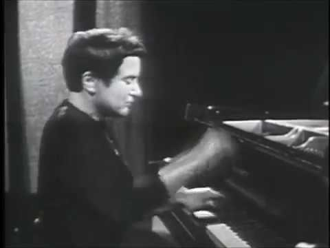 Ruth Slenczynska talks and plays two Rachmaninoff Preludes 1963
